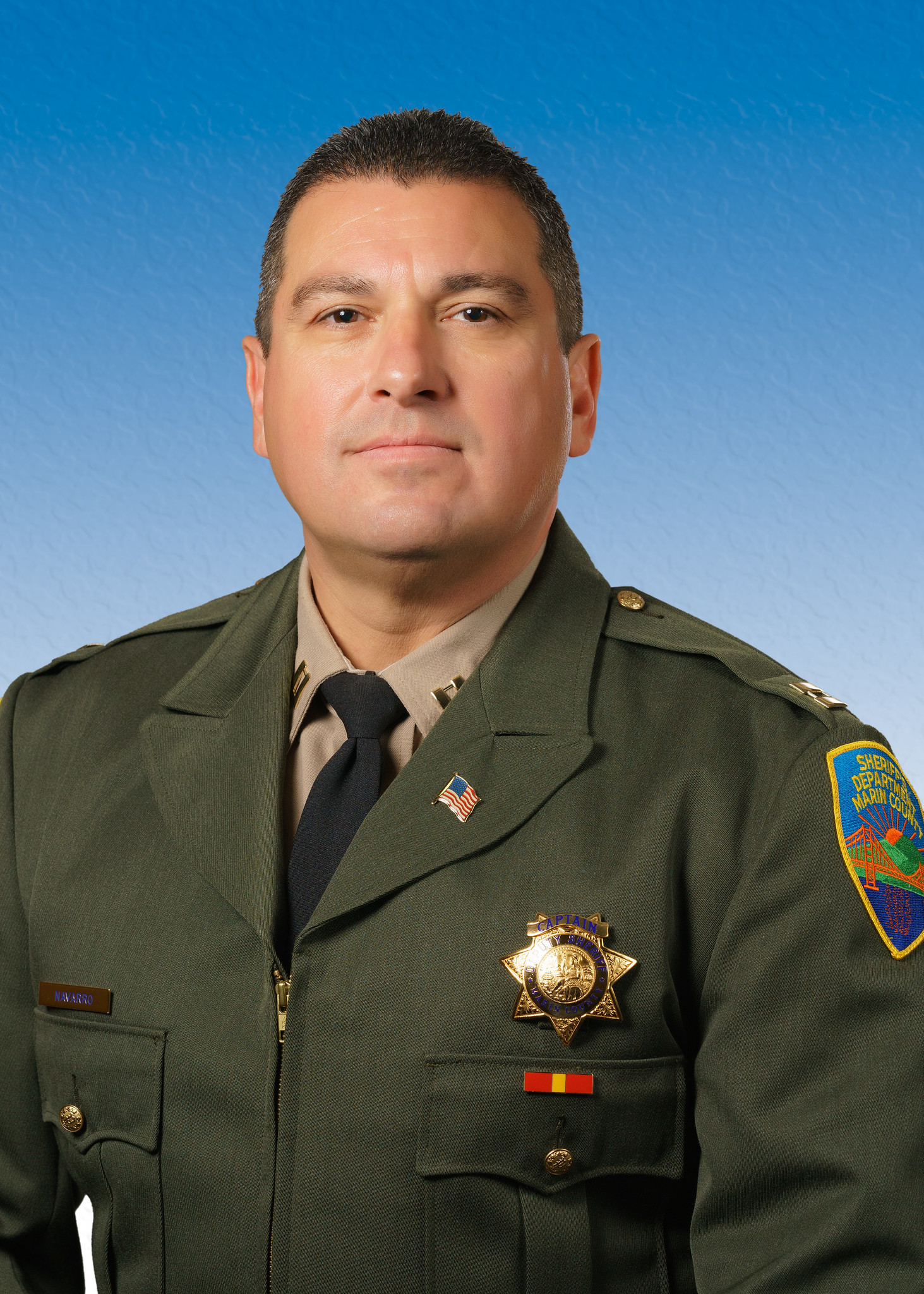 Executive Staff Marin County Sheriff S Office